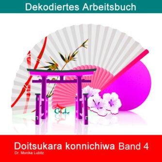 Arbeitsbuch Doitsukara konnichiwa Band 4
