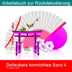 Doitsukara konnichiwa Band 4 Rückdekodierung